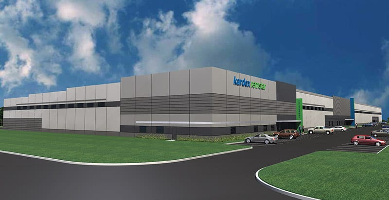 Magnus Development Partners Breaks Ground on New 180,000 sq ft Manufacturing Facility